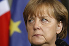 Merkel's office said her Friday address will inform lawmakers of the joint action she and Sarkozy plan to propose in Brussels (Reuters)