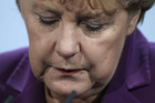 German Chancellor Angela Merkel (Reuters)