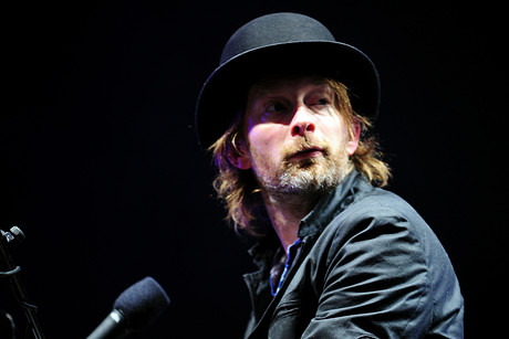 Thom Yorke (AAP)