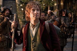 The Hobbit: An Unexpected Journey still (Warner Bros)