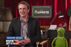 Kate Rodger finally got her chance to interview Kermit the Frog