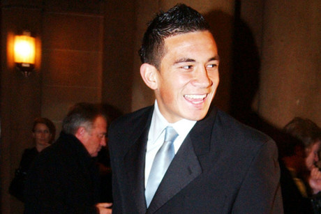 Sonny Bill Williams (AAP)