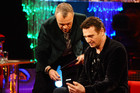 Liam Neeson on The Graham Norton Show (AAP)