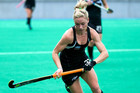 BlackSticks' midfielder Anita Punt (Photosport file)