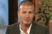 David Beckham (file picture)