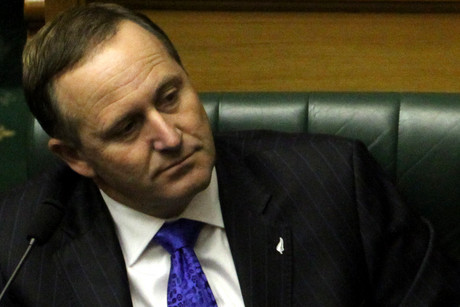 John Key (Photo: Jared Mason/3 News)