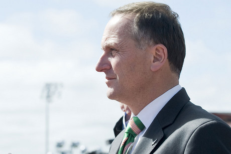 Prime Minister John Key will visit the six major Hollywood studios to drum up business for New Zealand