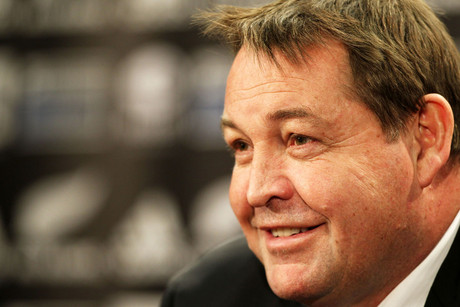 All Black coach Steve Hansen (Photosport)