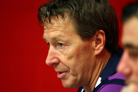 Melbourne Storm coach Craig Bellamy (Photosport file)