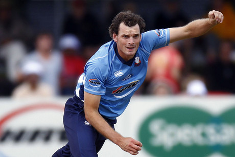 Auckland Aces player Kyle Mills (file: Photosport)