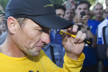 The USADA says Lance Armstrong 'expected and required' his teammates to use performance-enhancing drugs (Reuters file)