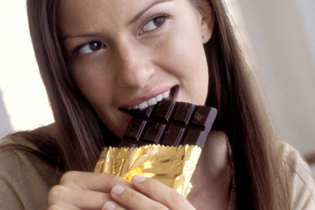 Does eating chocolate make you smart? Or do smart people eat chocolate?