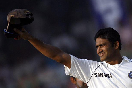 Former India captain and star spin bowler Anil Kumble (Reuters)
