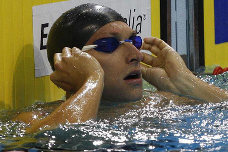 Five-time Olympic swimming champion Ian Thorpe (Reuters)