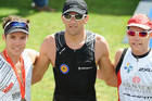 Veteran New Zealand triathlete Cameron Brown 