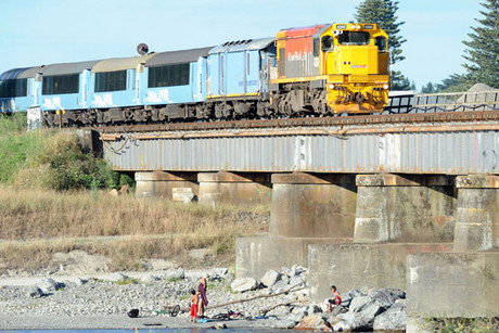 Theft and vandalism cost KiwiRail more than $1 million in the past two years