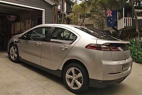Holden's current goal is put 200 Volts on New Zealand roads