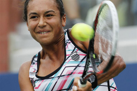 Heather Watson (Reuters file)