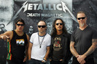 Metallica (Reuters)