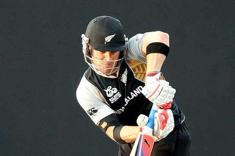 Brendon McCullum plays for the Kolkata Knight Riders (Photosport)