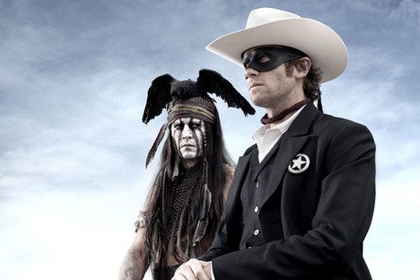 Still from The Lone Ranger