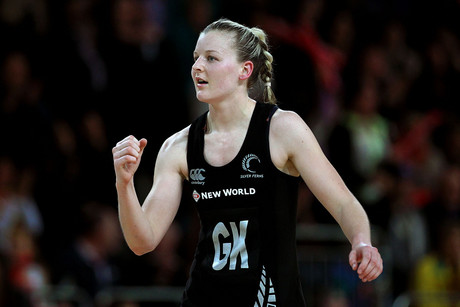 Silver Ferns player Katrina Grant (Photosport)