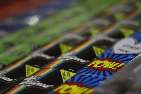 "Many of the so-called ""legal highs"" are now illegal (Photo: Jared Mason)"
