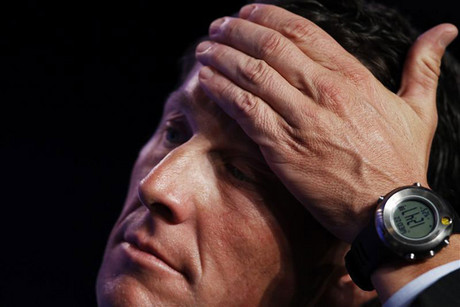 Tough times for Lance Armstrong (Reuters)