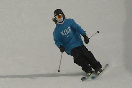 New Zealand's Winter Olympians have been hitting the slopes
