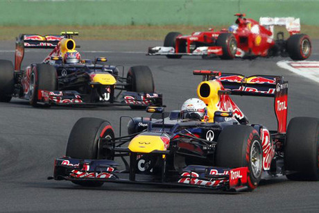 Red Bull would reportedly help with 40 precent of the cost (Reuters file)
