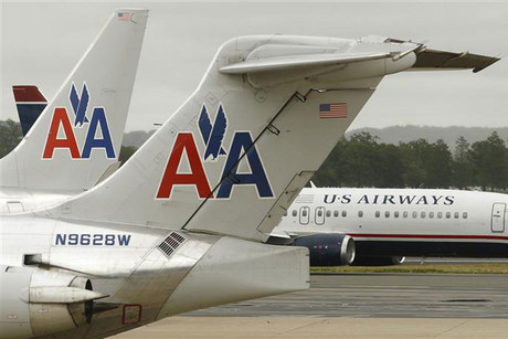 American Airlines said Monday that it would inspect those and six other Boeing 757 jets overnight (Reuters file)