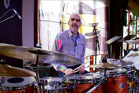 Drummer Steve Smith