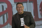 Mana Party leader Hone Harawira
