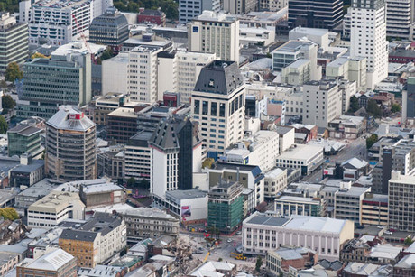 Christchurch is 'bouncing back'