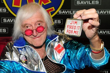 Jimmy Savile (AAP file)