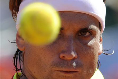Top seed David Ferrer (Reuters file)