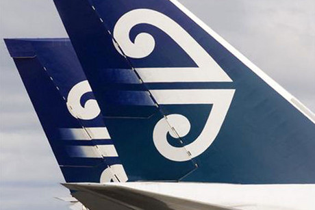 Labelling errors have been blamed for the carriage of illegal cargo on an Air New Zealand plane (file)