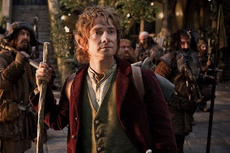 The makers of the Hobbit film have banned Victoria University from naming one of its public lectures 'The Other Hobbit' (pic: file)