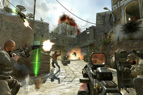 Call of Duty: Black Ops II multiplayer screesnshot