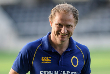 Otago coach Tony Brown