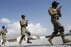 Members of the Afghanistan Local Police (Reuters file)