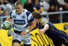 Auckland's Gareth Anscombe has been in sublime form (Photosport)