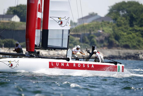Luna Rossa are launching their new boat in Auckland (file, Reuters)