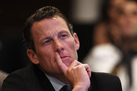Lance Armstrong (Reuters)