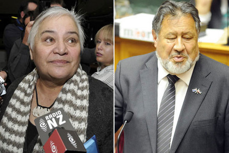 The leaders' cautious stance over asset sales has angered some Maori