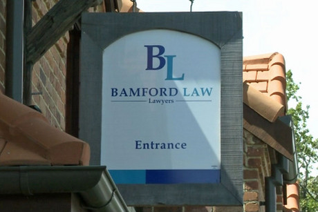Barrister Tony Bamford wants an apology and assurance police won't abuse the court in undercover operations ever again