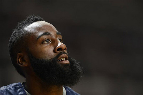James Harden (Reuters file)