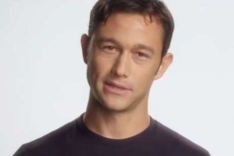 Joseph Gordon-Levitt in the public service announcement