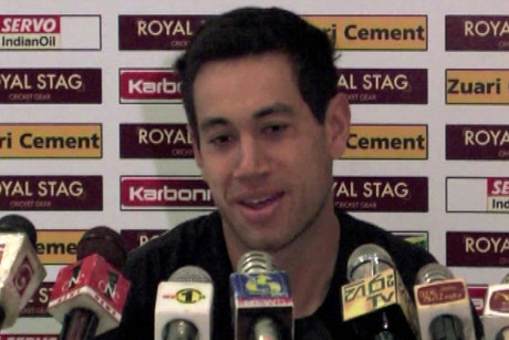 BlackCaps' captain Ross Taylor