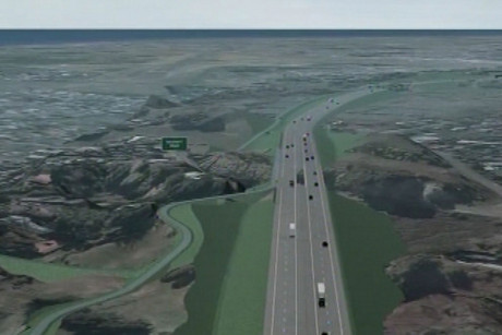 The motorway will cost $12 billion